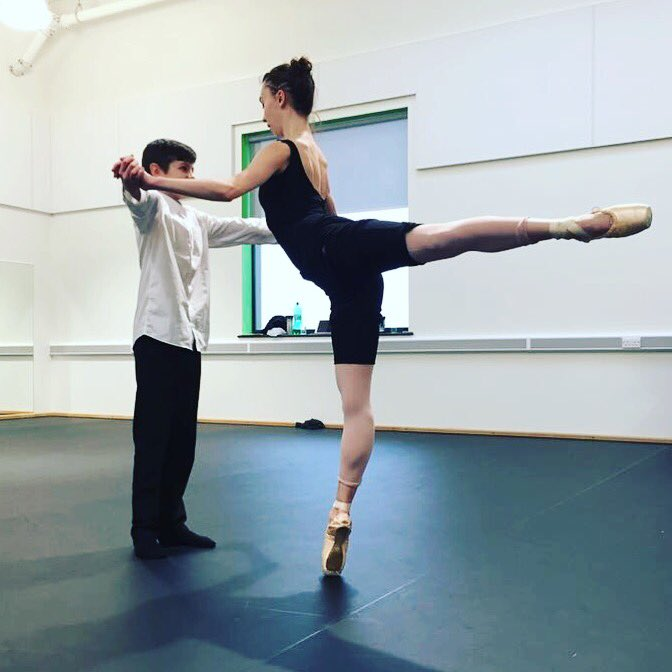 Professional ballet at Aureus