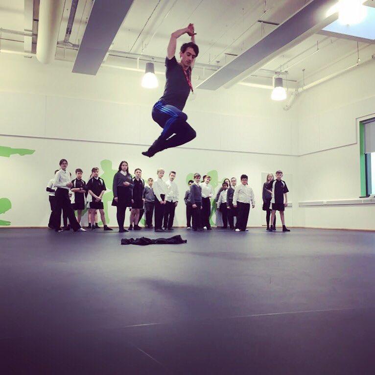 Professional ballet at Aureus